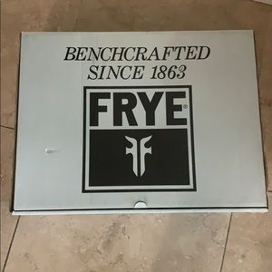 BRAND NEW Frye Jayden Button Tall Black Boots